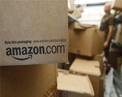 Amazon cardboard boxes