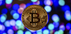 Bitcoin individual gold coin