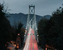 Bridge vancouver canada sm