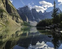 Canada mountains small