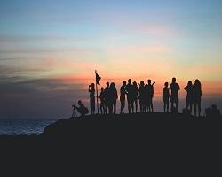Group on summit small