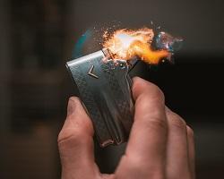 Light sparks small