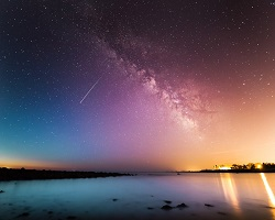 Night sky small