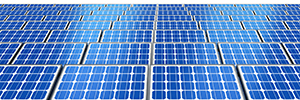 Solar panels 300 by 100