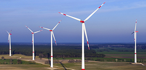 Wind farms 300 by 135