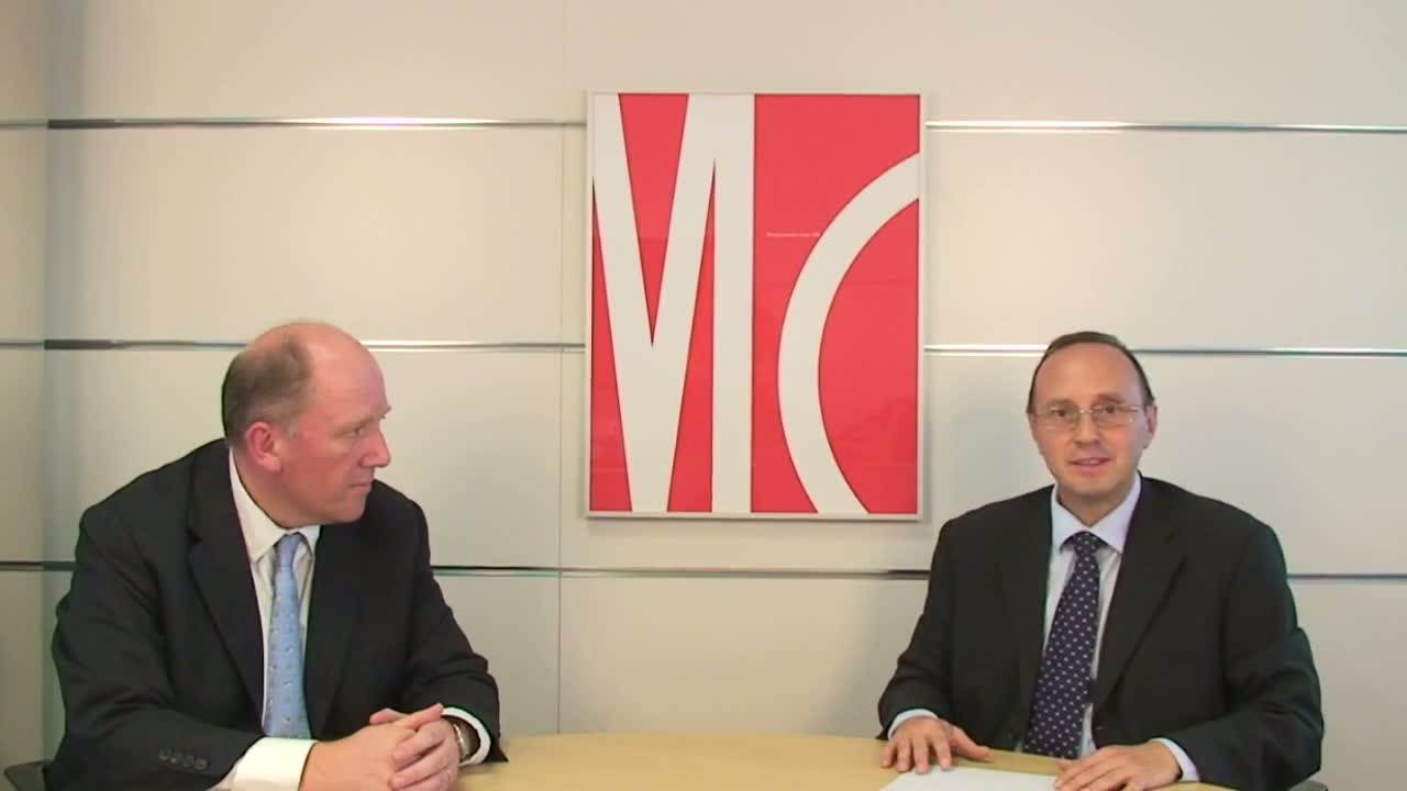 Morningstar TV: David Sanders (GLG)