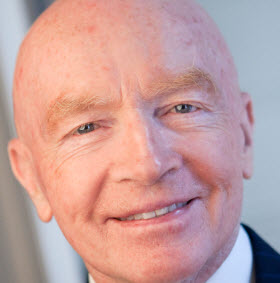 Mark Mobius Exits Templeton