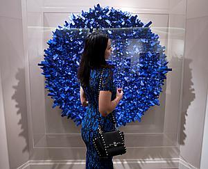 Kunstmarkt voelt effecten vertragend China