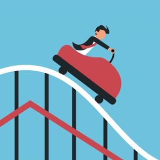 Una caída de la cotización no significa oportunidad de compra