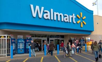 Bietet Wal-Mart Amazon erfolgreich die Stirn?