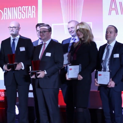 Das waren die Morningstar Awards 2018