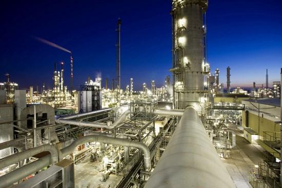 BASF Chemicals Steam Cracker