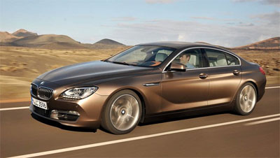 BMW 6 Serie Gran Coupe