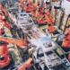 Handen aan het stuur voor autofabrikanten