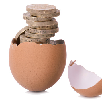 Using Dividend-Paying Assets to Build a Pension Pot