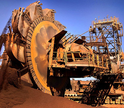 Rio Tinto Results Disappoint