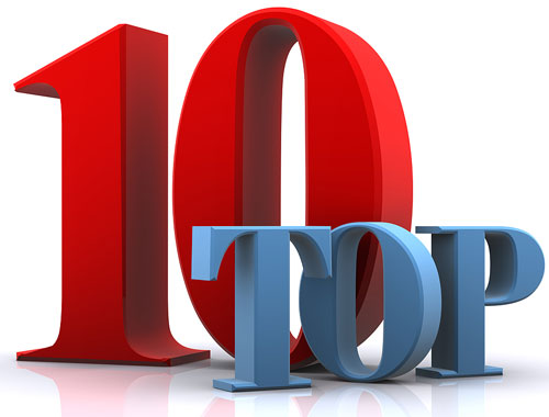 Top 10 ETFs más visitados en abril 2019