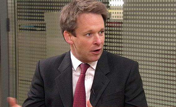 Investec fund manager Simon Brazier