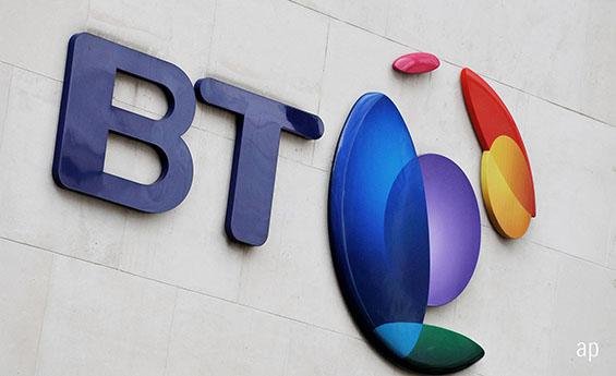BT telecoms uk equity stock ftse 100 telco