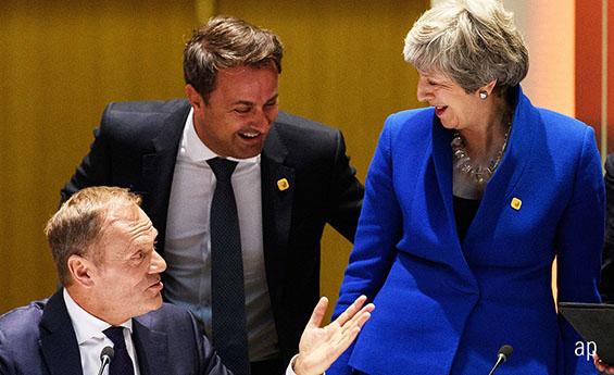 Brexit negotiations April 10