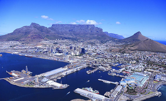 Cape Town South Africa frontier emerging markets developing economy table mountain