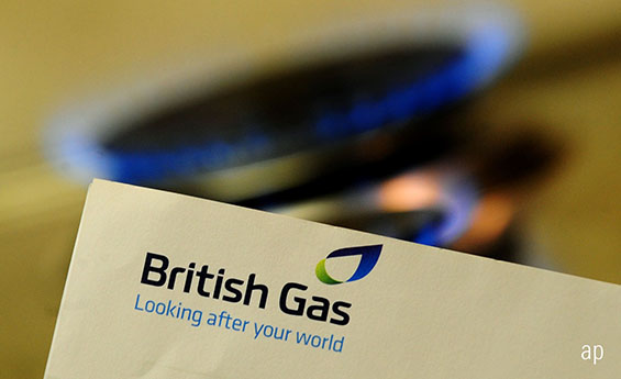 British Gas Owner Centrica