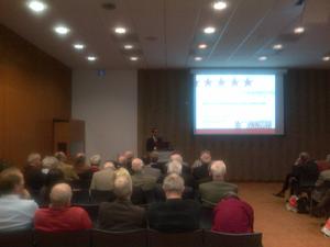 Presentatie Jeffrey Schumacher