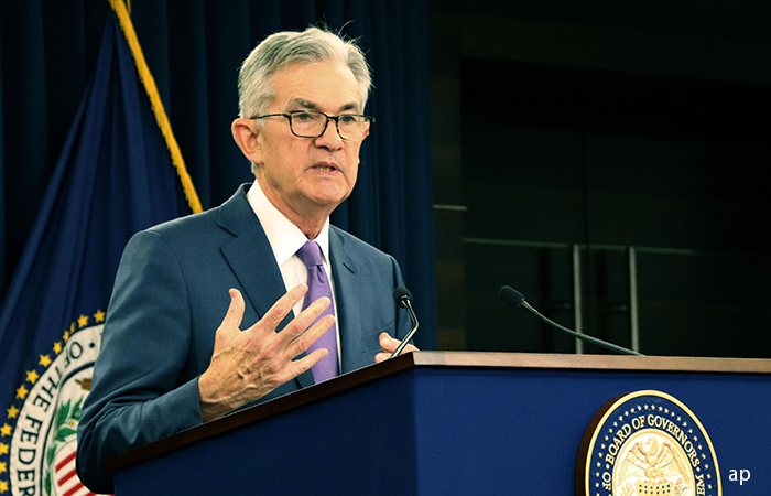 Federal Reserve Jerome Powell