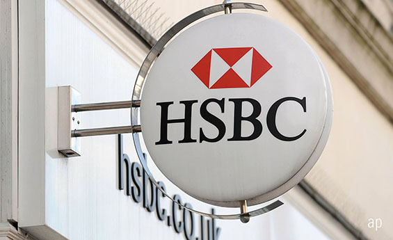 HSBC bank pays a reliable dividend
