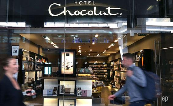 Hotel Chocolat, Patisserie Valerie, Finsbury Food, Great British Bake Off, GBBO, AIM