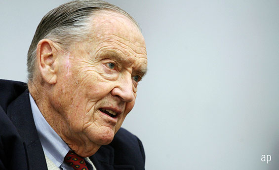 Vanguard founder Jack Bogle how to manage an asset manager fund company