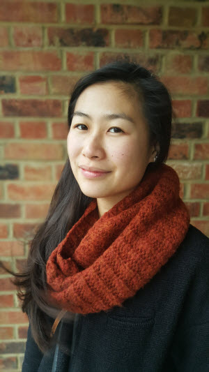 Young investor Kristina Wu who is saving to buy a property