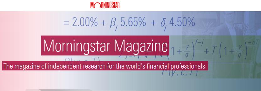 Morningstar Magazine