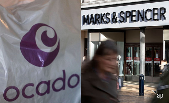 Ocado Marks & Spencer