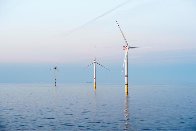 Orsted profiteert het meest van sterke groei windenergie