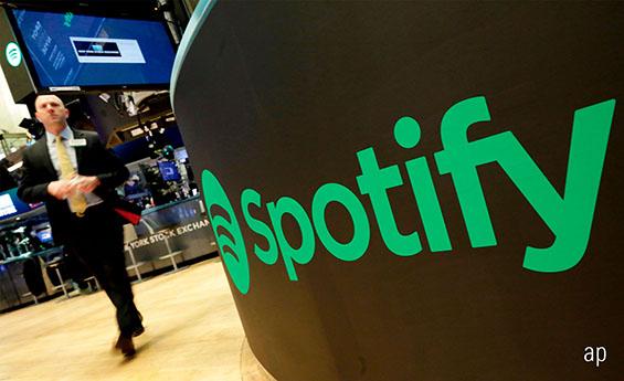 Spotify innovation European stocks IPO disruption technology