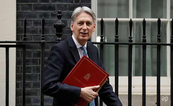Philip Hammond, Spring Statement 2019, Brexit, Chancellor of the Exchequer, UK Government, UK economy, economic growth