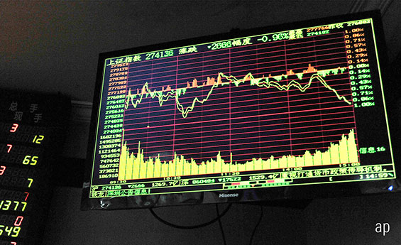 China Stock Markets