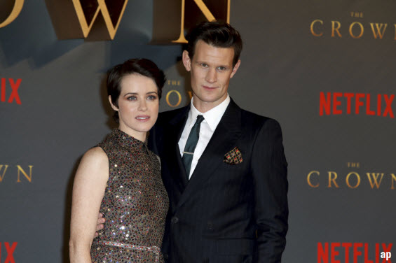 The Crown Netflix technology media home entertainment service Claire Foy