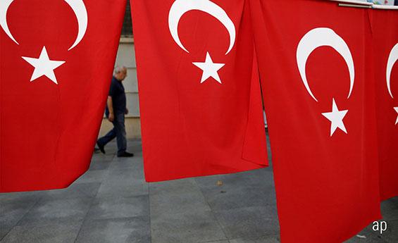 Turkey President Erdogan US sanctions emerging markets top rated funds developing economies