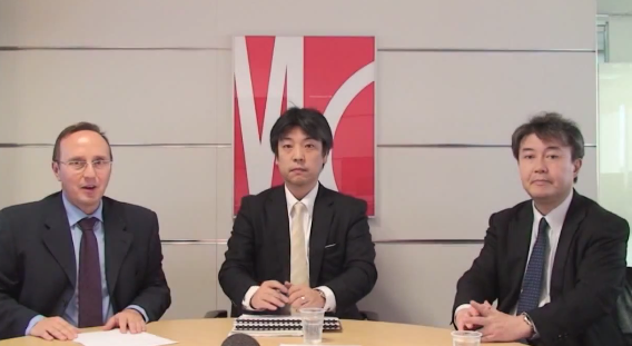 Morningstar TV: Kenji Ueno (UBP)