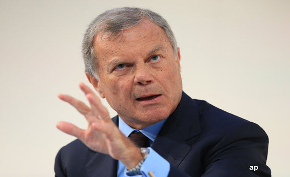 Martin Sorrell, CEO of WPP, quit improper use of funds and personal misconduct allegations