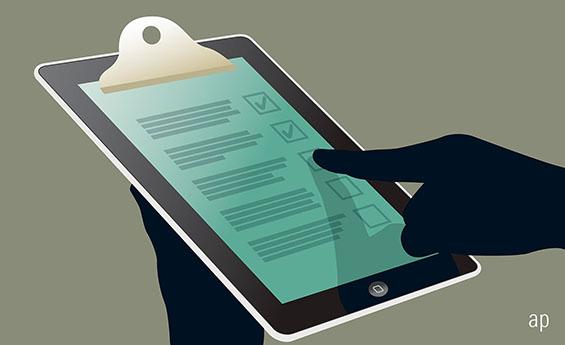 Financial advice checklist