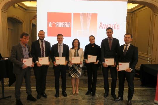 Morningstar Fund Award Vinnere Norge 2019