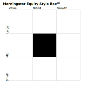 Morningstar Equity Style Box
