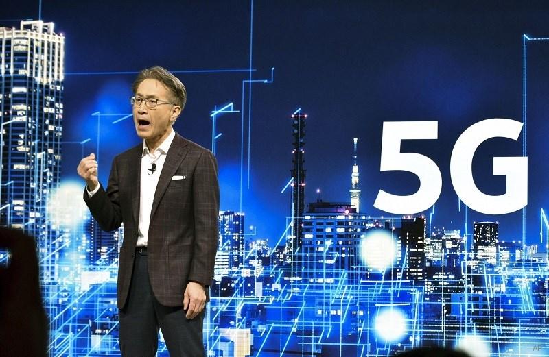 CES 5G presentation