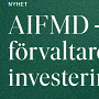 Alternative Investment Fund Manager Directive (AIFMD)