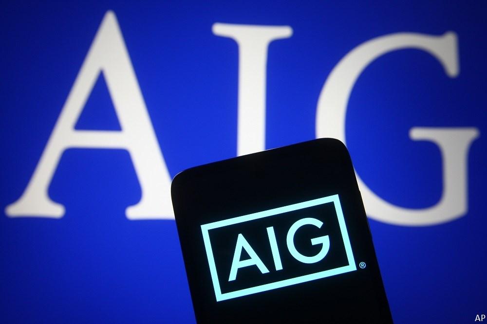 AIG logo AP license