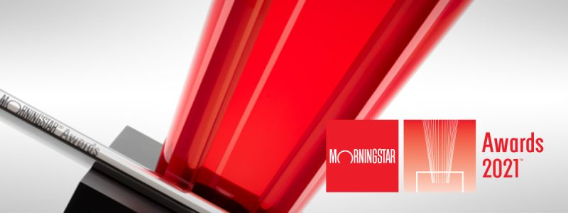 2021 Morningstar Fund Award Winners
