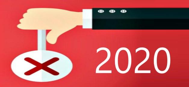 Mal año 2020 para los gestores activos